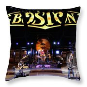 Boston #99 Throw Pillow