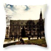 Boston College Throw Pillow