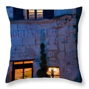 Boulangerie Throw Pillow