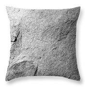 Boulder Detail Throw Pillow