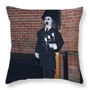 Bouncer Throw Pillow