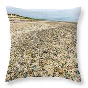 Bound Brook Island Throw Pillow