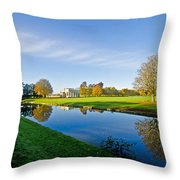 Bowling Green House 2 Throw Pillow