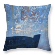 Bow's Shadow  Throw Pillow