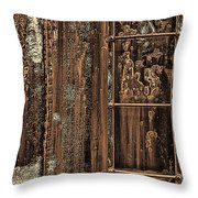 Boxcar's Ladder   Throw Pillow