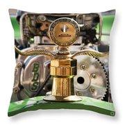 Boyce Motometer Throw Pillow