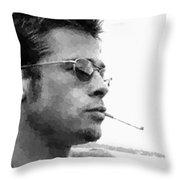 Brad Throw Pillow