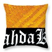 Brah Da Kine  Throw Pillow