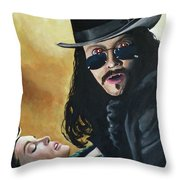 Bram Stoker's Dracula Throw Pillow