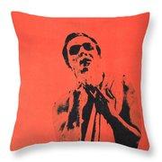 Brandog Throw Pillow