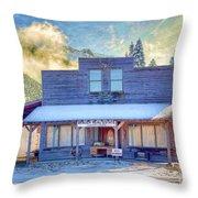 Brauer Real Estate Linwood Kansas Throw Pillow