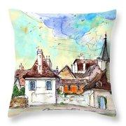 Bray Sur Seine 02 Throw Pillow