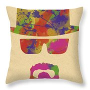 Breaking Bad - 2 Throw Pillow