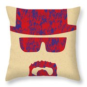 Breaking Bad - 4 Throw Pillow