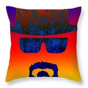 Breaking Bad - 9 Throw Pillow
