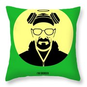 Breaking Bad Poster 3 Throw Pillow