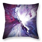 Breakthrough 1 Throw Pillow