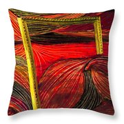 Breakthrough Throw Pillow by Sarah Loft