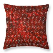 Breast Cancer Metaphor 2 Throw Pillow