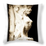 Breasted Column Throw Pillow