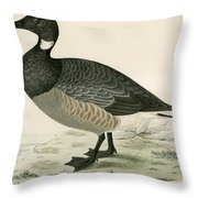 Brent Goose Throw Pillow