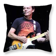 Brian Haner Throw Pillow