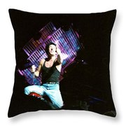Brian Johnson Throw Pillow