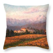 Brianza Horizon Throw Pillow