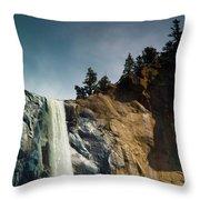 Bridalveil IIi Throw Pillow