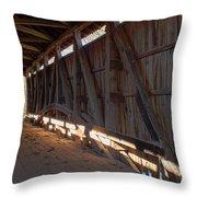 Bridge 38 Throw Pillow