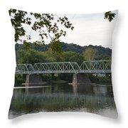 Bridge Throw Pillow