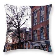 Bridge Street Throw Pillow