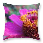 Bridgets Bloom Throw Pillow