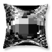 Bridging The Gap 2 Throw Pillow