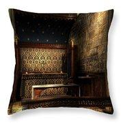 Bridlington Priory Throw Pillow