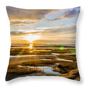 Bright Like A Star Throw Pillow