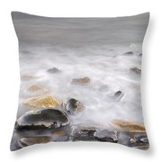 Brigtness At Sunset Throw Pillow