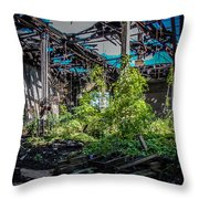 Bring The Outside In 2 Throw Pillow