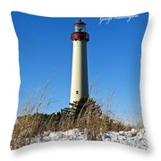 Bring Truth To Light  Throw Pillow