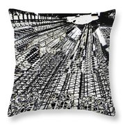 Bristol Pleat Throw Pillow