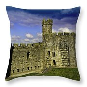 British Tradition Throw Pillow