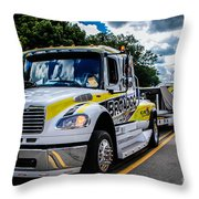 Broadco Semi Throw Pillow