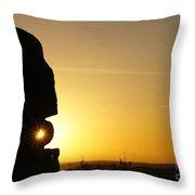 Broken Hill 13 Throw Pillow