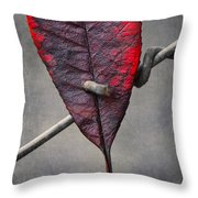 Broken Love Throw Pillow