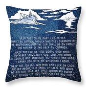 Brotherhood Of The Sea Throw Pillow