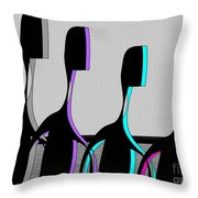 Brothers #2 Throw Pillow
