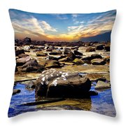 Broulee 2 Throw Pillow