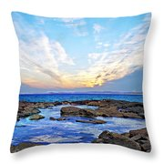 Broulee Throw Pillow