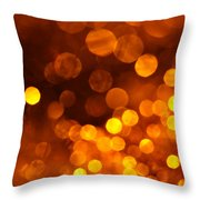 Brown Sugar Throw Pillow