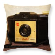 Brownies And Books 2 Throw Pillow